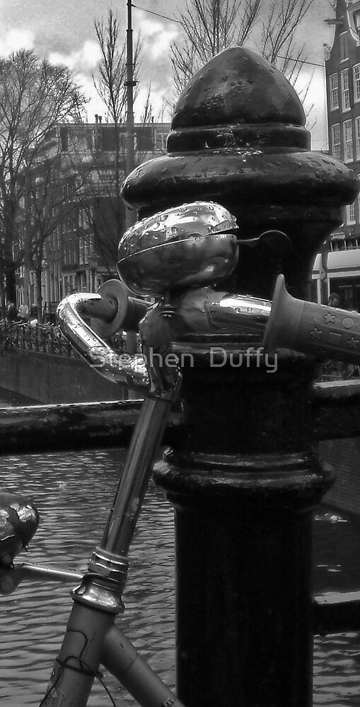 The Bell of Amsterdam by Stephen  Duffy
