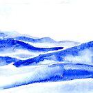 blue ridge mountains by RavensLanding