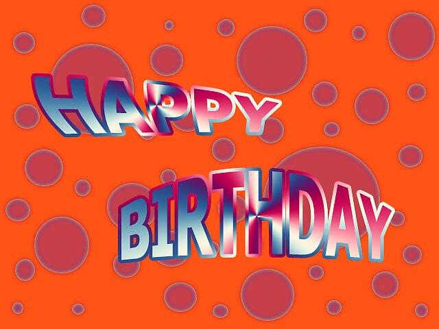 Happy Birthday Bubbles by carib