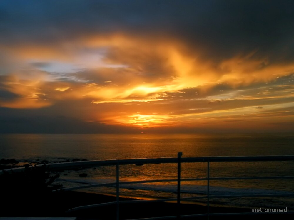 La Gomera Sunset by metronomad