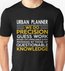 urban planner - do precision Unisex T-Shirt