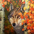 Farben des Wolfes von Graeme  Stevenson