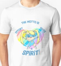 R. Mika - Effort, Guts, and Spirit! Unisex T-Shirt