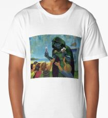 MF DOOM Long T-Shirt