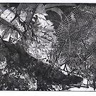 ALLIGATOR IN LEAVES by REKHA Iyern [Fe] Records Canada