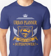 urban planner - super power Unisex T-Shirt