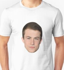 13 Reasons Why - Clay Face Unisex T-Shirt