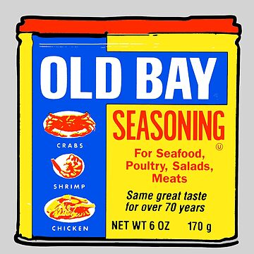 Old Bay Can by PrinceRobbie