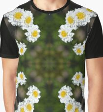 Daisies on Daisies  Graphic T-Shirt