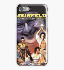 Newman Strikes Back Fan Art iPhone Case/Skin