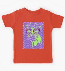 Sally Jesse Giraffeal Kids Tee
