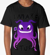 Make Stuff Long T-Shirt