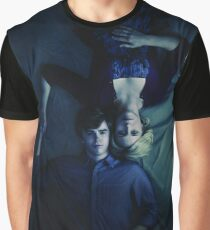 Bates Motel - Norman and Norma Graphic T-Shirt