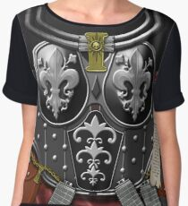 Sisters Armour Chiffon Top