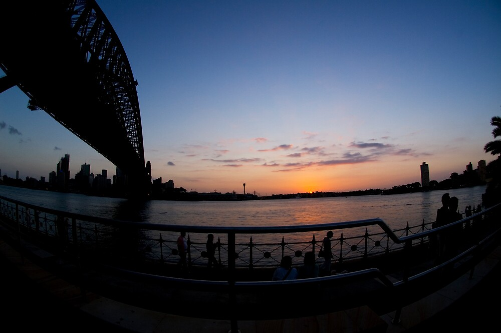Fisheye #2 by Sarah Moore