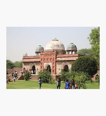 Humayun's Tomb, Delhi, India Photographic Print