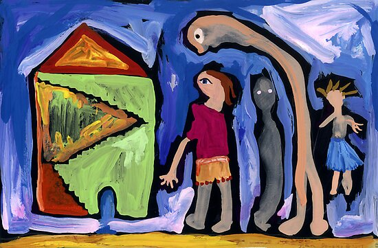 The Art Show 1 by John Douglas