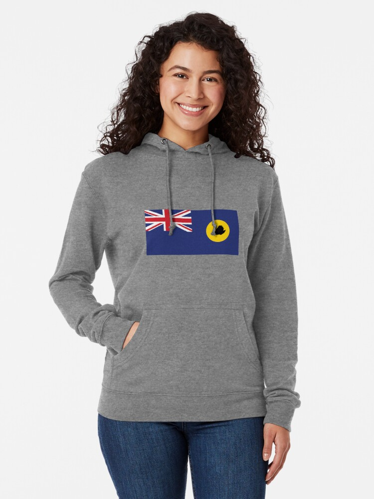 Alternate view of Western Australia Lightweight Hoodie