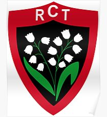 RCT Rugby Poster