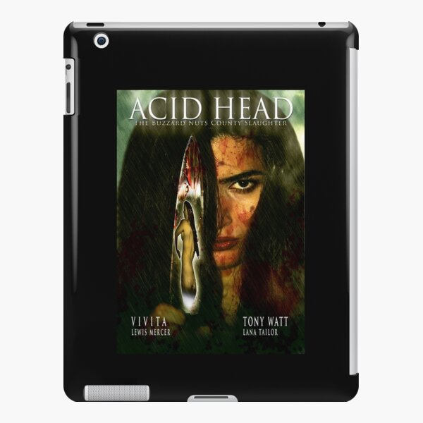 Acid Head: The Buzzard Nuts County Slaughter (2011)'. - Movie Poster iPad Snap Case