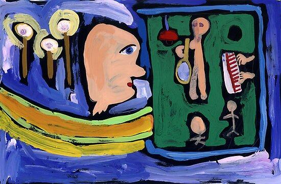 The Art Show 2 by John Douglas