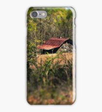 Down the Dirt Road iPhone Case/Skin