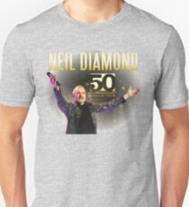 50 Anniversary Diamond Neil Unisex T-Shirt