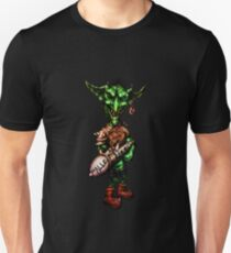 Goblin with Gnome Hair Parter Unisex T-Shirt