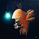 Drawn to the light by Neil Elliott