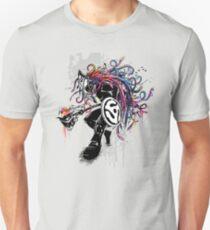 Vinyl Warrior  T-Shirt