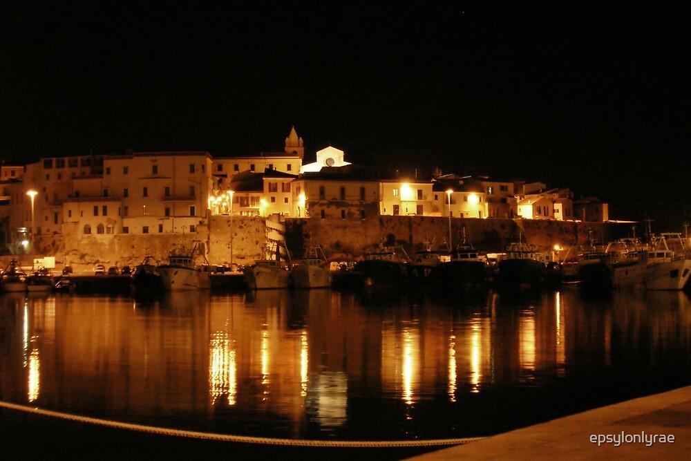 Mediterranean night by epsylonlyrae