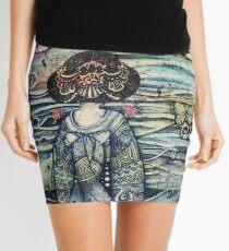 vintage geisha Mini Skirt