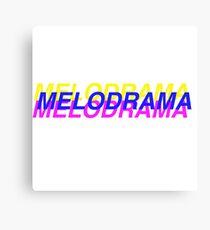 Lorde Melodrama Canvas Print