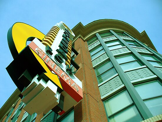 Bethesda Building by mrehere