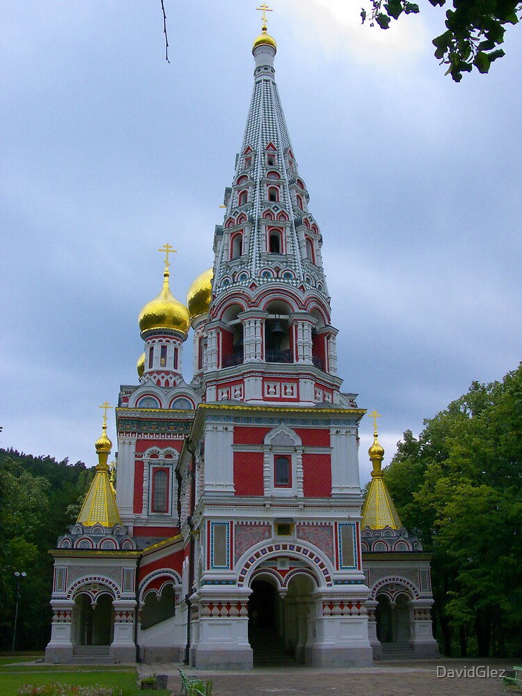 Russian Dome by DavidGlez