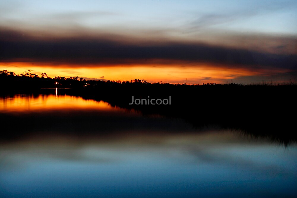Layers of Light by Jonicool