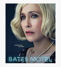 Bates Motel - Norma Bates Photographic Print