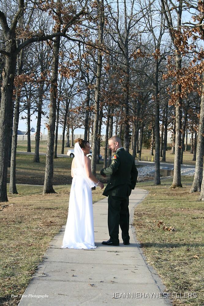 Mr & Mrs by JEANNIEHAYNESFELLERS