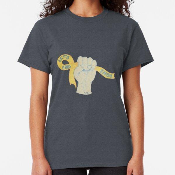 Let's End Endo Classic T-Shirt