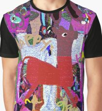 TOYROOM BY ART AND SOUL MAMMA Graphic T-Shirt