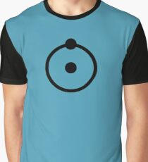 Dr Manhattan H1 Graphic T-Shirt