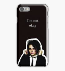 I'm Not Okay iPhone Case/Skin