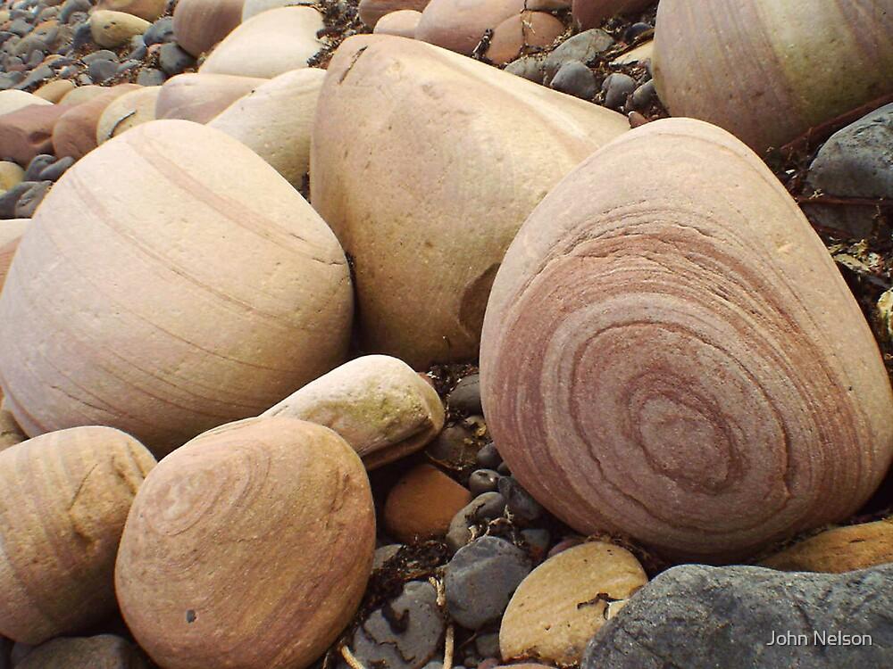 Pebbles by John Nelson