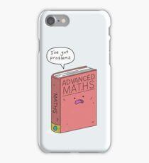 Maths Problems iPhone Case/Skin