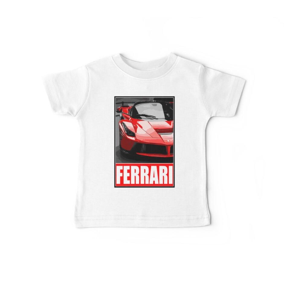 Ferrari - Vorderseite von HogarthArts