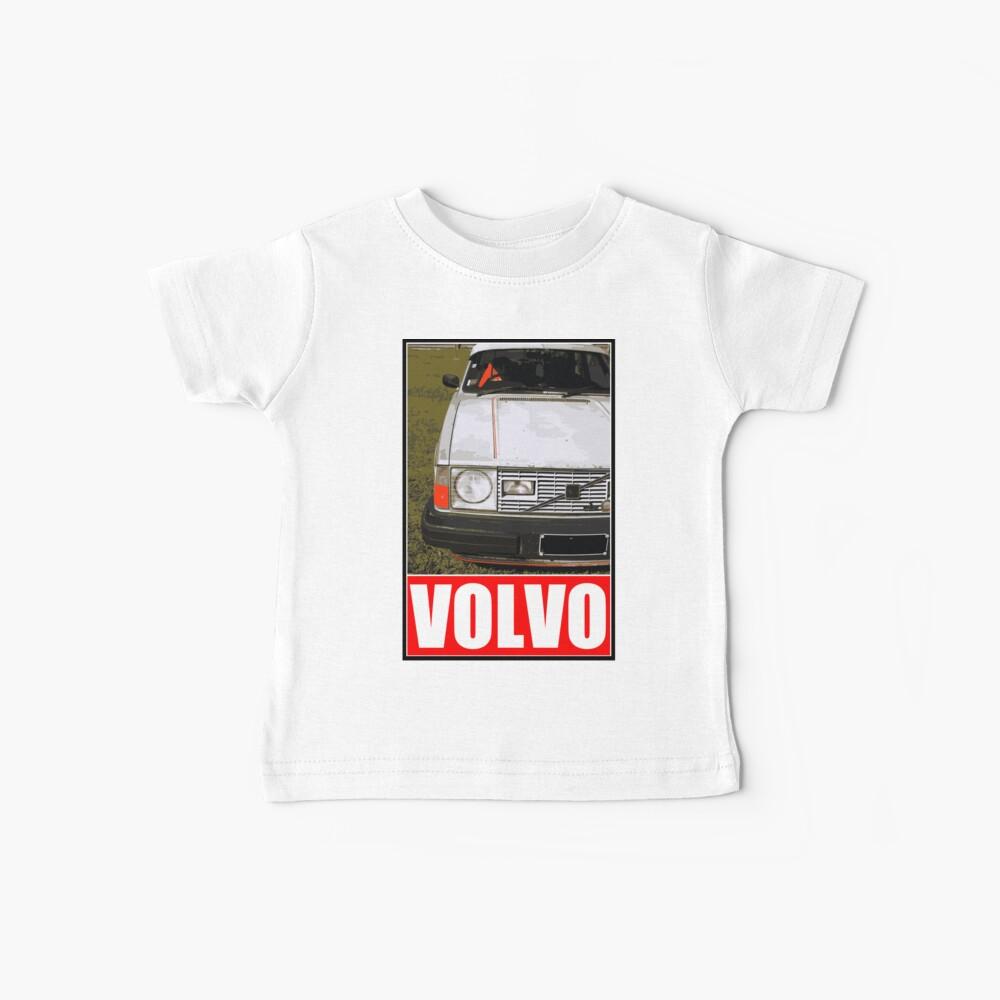Volvo Camiseta para bebés