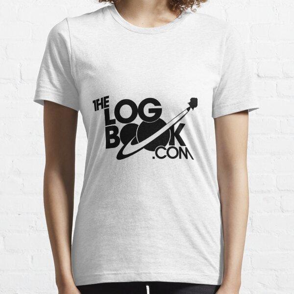 theLogBook.com New Logo - Orion Essential T-Shirt
