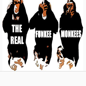 Funkee Monkees by davidN