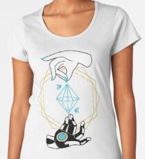 Symmetra Tarot Women's Premium T-Shirt