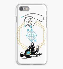 Symmetra Tarot iPhone Case/Skin